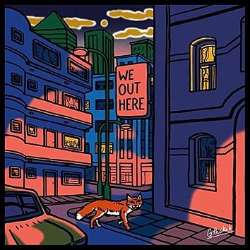 Various Artists - We Out Here /  Various - (Gatefold LP Jacket) (Vinyl)
