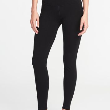 High-Rise Yoga Leggings for Women |old-navy