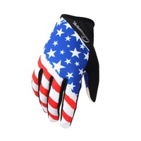 U.S.A Motorcycle Gloves