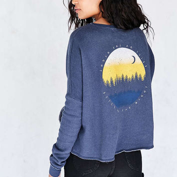 Project Social T Eclipse Pullover Sweatshirt - Urban Outfitters