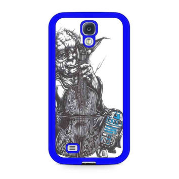 Yoda Samsung Galaxy Case Available For Galaxy S4 Case Galaxy S5 Case Galaxy S6 Case Galaxy S6 Edge Case