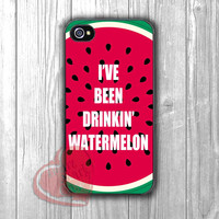 drinkin watermelon-11n for iPhone 4/4S/5/5S/5C/6/ 6+,samsung S3/S4/S5,samsung note 3/4