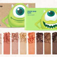 THE FACE SHOP x Disney PIXAR Monsters, Inc. Mono POP Eyes #02 Cute Mike