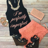 Im Perfectly Imperfect Tank