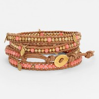 Women's Chan Luu Beaded Wrap Bracelet