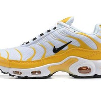 DCCK Nike Air Max Plus QS yellow white 40-46