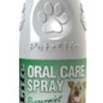 PetzLife Oral Pet Care Spray 4oz. Peppermint