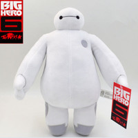 "Cute Big Hero 6 7""/18cm BayMax Robot Plush Stuffed Toy Dolls Kids"