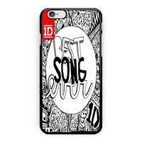 One Direction Best Song iPhone 6 Plus Case