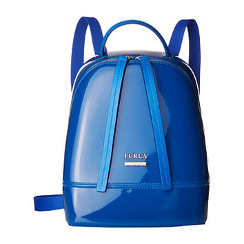 Furla Candy Mini Backpack Bluette - Zappos.com Free Shipping BOTH Ways