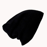Iconic Slouchy Knit Beanie