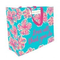 Floral Tote - Simply Southern