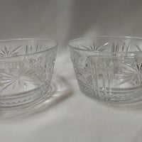 Depression Glass Bowls (629)