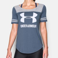Women's UA Graphic Baseball T | Under Armour US