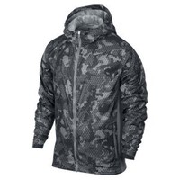 Nike Store. Nike Hypervent Woven Print Men's Training Jacket