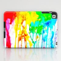 Colors of life : Colors Series 3 iPad Case by Sreetama Ray | Society6