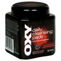 OXY Daily Defense Cleansing Pads 90 pads (Pack of 3)