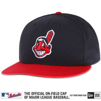 Cleveland Indians 2015 Authentic Collection On-Field 59FIFTY Home Cap - MLB.com Shop