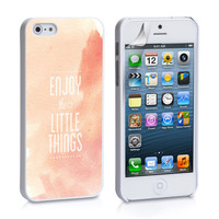 Pink Quote iPhone 4s iPhone 5 iPhone 5s iPhone 6 case, Galaxy S3 Galaxy S4 Galaxy S5 Note 3 Note 4 case, iPod 4 5 Case