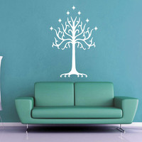 White Tree of Gondor - Tolkien Wall Decal