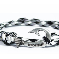 Harmony Fish Hook Bracelet (New)