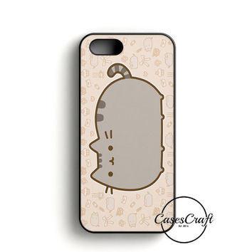 Pusheen Cat iPhone 5/5S/SE Case