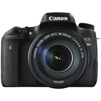 CANON 0020C003 24.2-Megapixel EOS Rebel(R) T6S Digital SLR Camera (18-35mm STM Lens)
