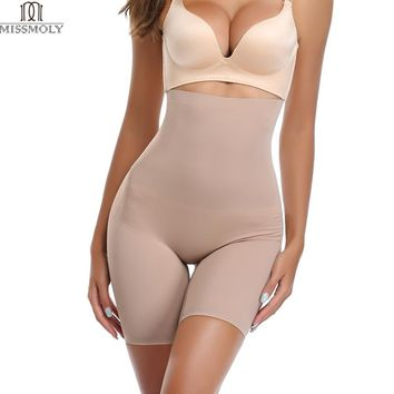 Women High Waist belly Trainer Body Shaper Slimming Thigh Control Panties Recovery Abdomen Seamless Shapewear Corset Tummy Sexy