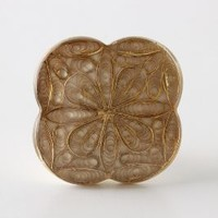 Inlaid Filigree Knob by Anthropologie