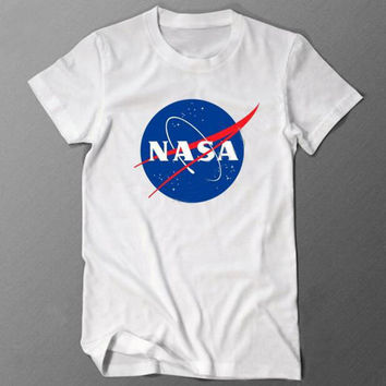 Milky Way Star Print Fashion T-Shirt