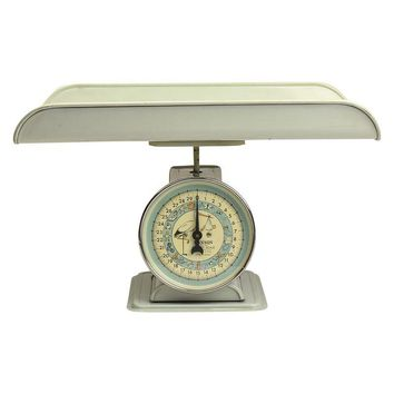 Pre-owned Vintage Mid-Century Baby Nursery Scale