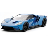 2017 Ford GT - Auto Show Unveiling 1:18 Scale Diecast Model by TSM Models