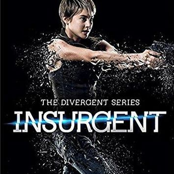 Shailene Woodley & Theo James & Robert Schwente-The Divergent Series: Insurgent