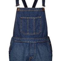 MOTO Vintage Denim Dungarees - Rompers  - Clothing
