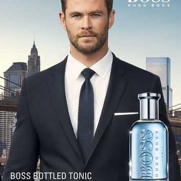 Bottled Tonic by Hugo Boss for men
