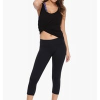 Strut This Pannel Yoga Pants