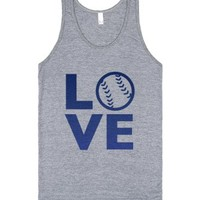 Athletic Grey Tank | Cute Sports Shirts