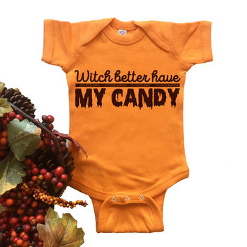 Witch Better Have My Candy Onesuit.