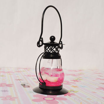 Home Decor Small Size Lights Iron Creative Gifts Candle Stand [6256391366]