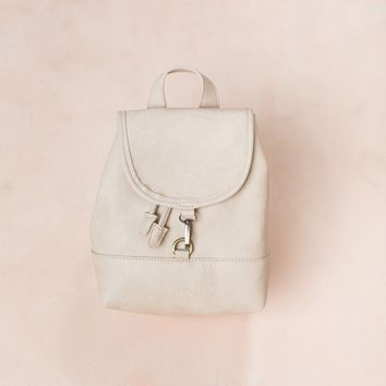 Freya Ivory Mini Backpack