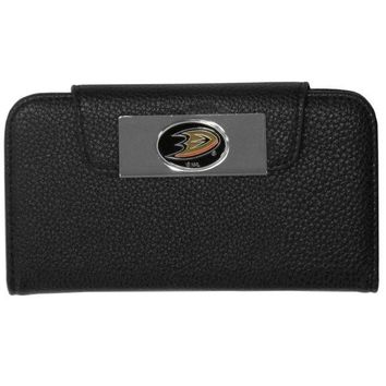 DCCK8X2 NHL Team Samsung Galaxy S4 Wallet Case