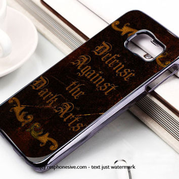 Harry Potter Hogwarts Crest Sigil Samsung Galaxy S6 and S6 Edge Case