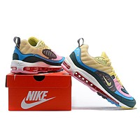 NIKE AIR MAX 98 Fashion Running Sneakers Sport Shoes