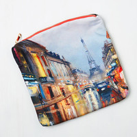 ModCloth French Stand a France Clutch