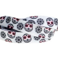 Buy Sugar Skulls Skate Laces
