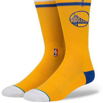 Stance - Warriors Arena Logo (Yellow)