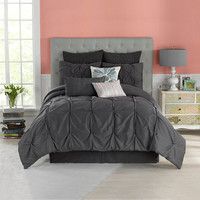 Anthology™ Whisper Comforter Set in Pewter
