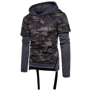 The North Of Mens Hoodies and Sweatshirts Hooded Sweatshirts Male Clothing Fashion Military Hoody For Men Printed Hoodies Face