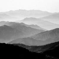 Mountain Mist Art Print by F.A. Photography