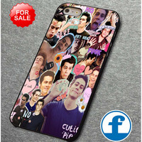 Collage Dylan O'brien  for iphone, ipod, samsung galaxy, HTC and Nexus PHONE CASE